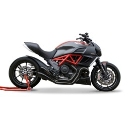 SILENCIEUX HYDROFORM RACING VERSION FACTORY HP CORSE DUCATI DIAVEL
