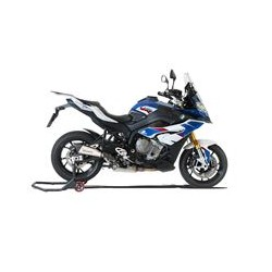SILENCIEUX HP CORSE EVOXTREME INOX SATINE HOMOLOGUE BMW S 1000 XR