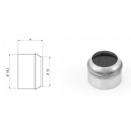 Réducteur concentrique 50x58.2