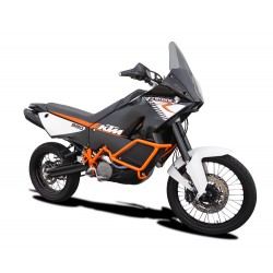ECHAPP EVOXTREME 310mm HP CORSE NOIR RACING KTM 990 ADVENTURE