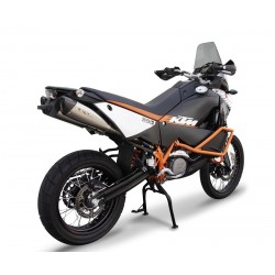 ECHAPP EVOXTREME 310mm HP CORSE SATIN RACING KTM 990 ADVENTURE