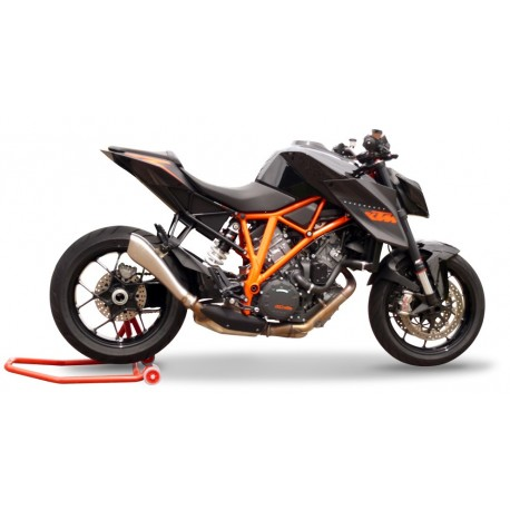 ECHAPPEMENT HYDROFORM HP CORSE SATIN RACING KTM 1290 SUPERDUKE R